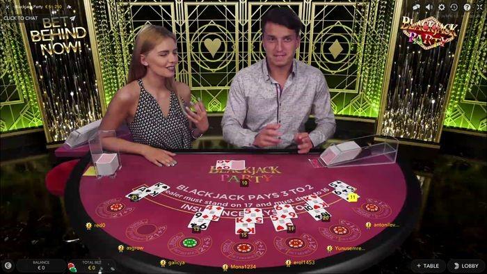 Live Online Casino